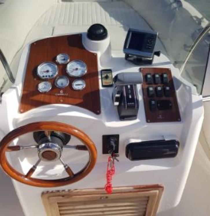 Boat rental Nydri cheap Tempest 770