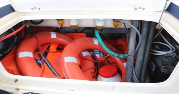 Boat rental Vicror Tempest 990 in  on Samboat