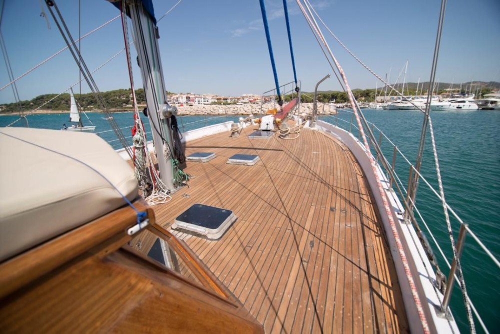 Gulet Turkish between personal and professional Ibiza