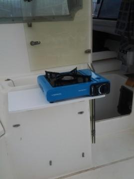 Rental Motorboat in Propriano - Ultramar Week End 700