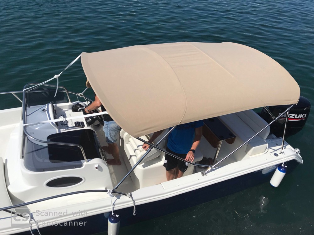 Hire Motorboat with or without skipper Focus motor boats Općina Bibinje