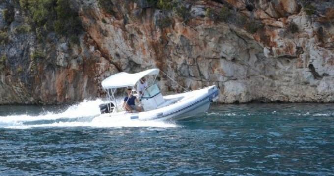 Rent a Northstar 570 Lefkada (Island)