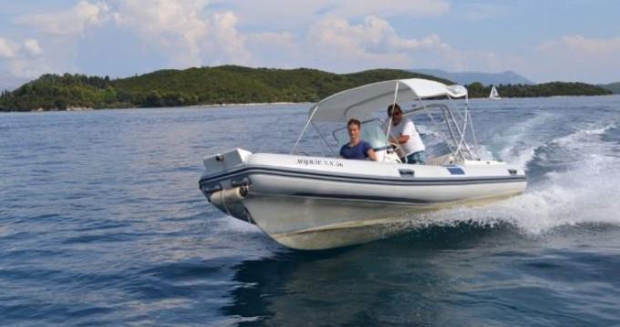 Boat rental Northstar 570 in Lefkada (Island) on Samboat