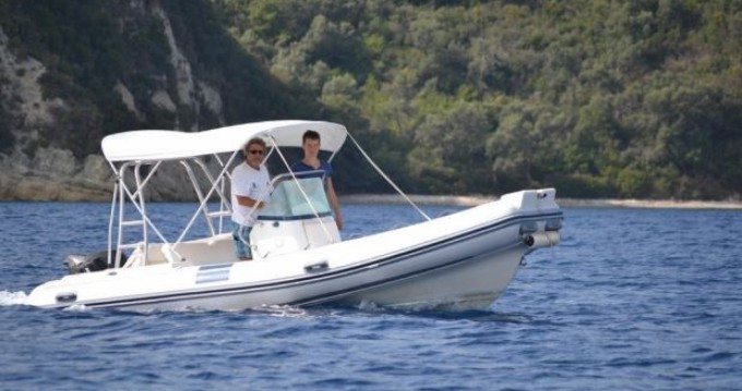 RIB for rent Lefkada (Island) at the best price