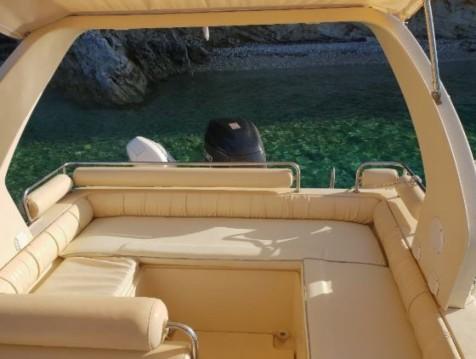 Rental RIB in Lefkada (Island) - Solemar Offshore 25