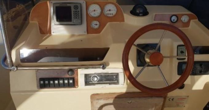 Rental yacht Lefkada (Island) - Solemar Offshore 25 on SamBoat