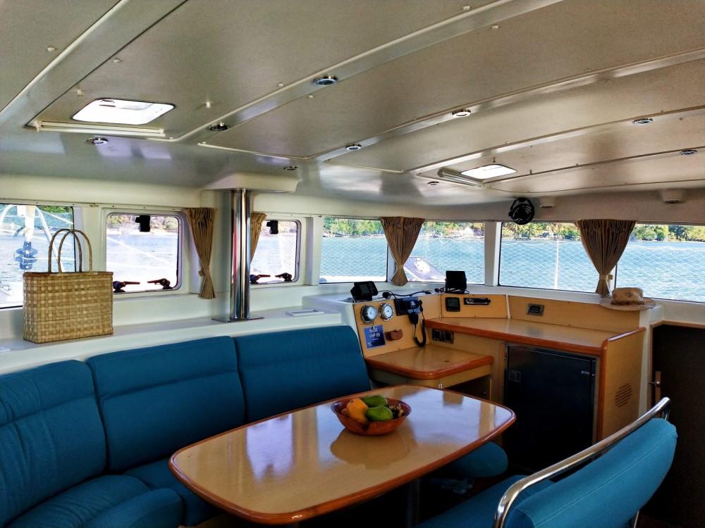 Hire Catamaran with or without skipper Lagoon Uturoa