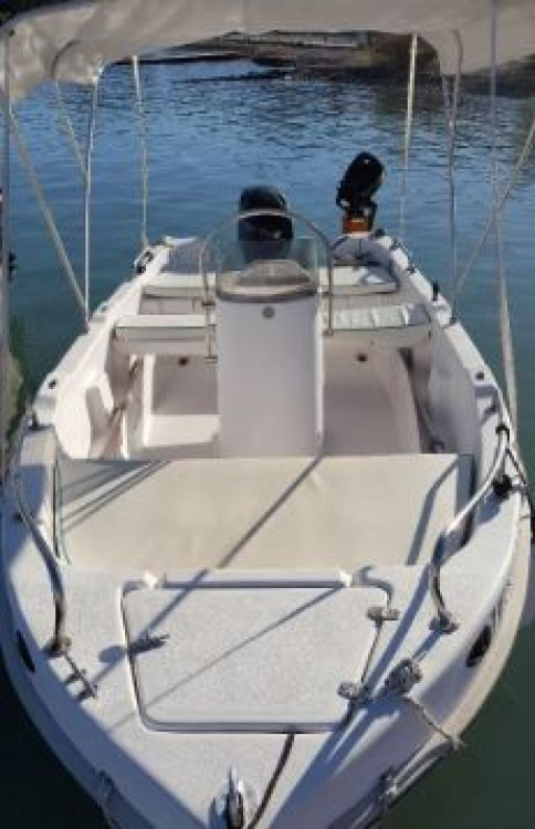 Hire Motorboat with or without skipper Proteus