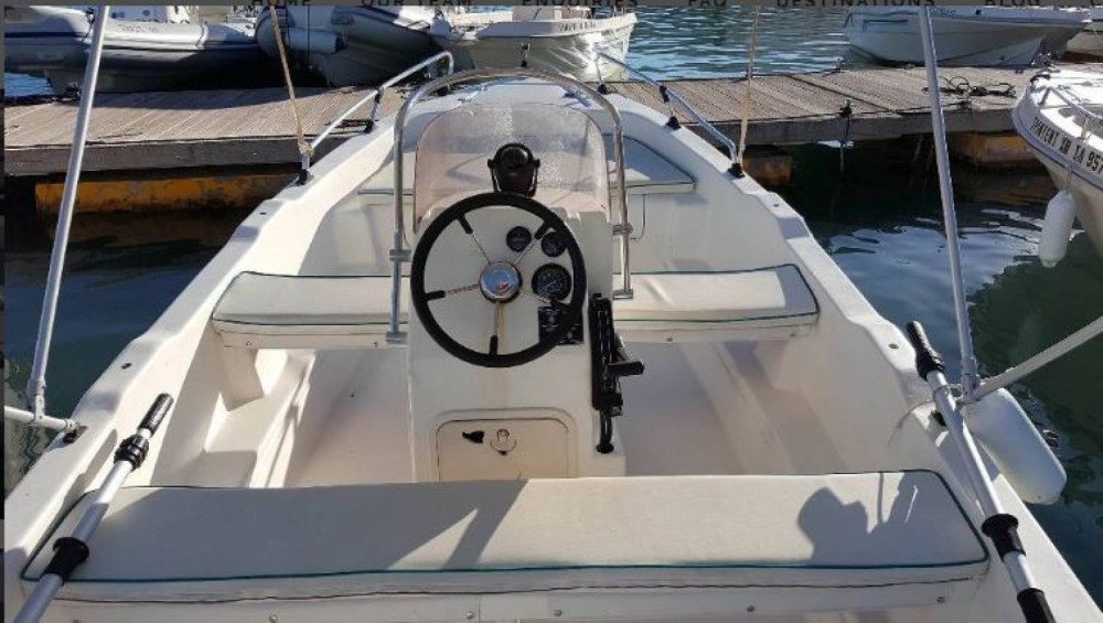 Hire Motorboat with or without skipper Proteus Nydri