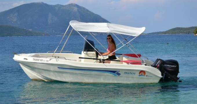 Boat rental Lefkada (Island) cheap Yoly