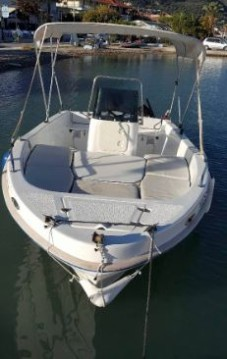 Hire Motorboat with or without skipper AM Yacht Lefkada (Island)
