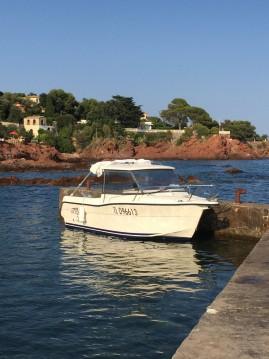 Rent a Ocqueteau Alienor 540 Saint-Raphaël
