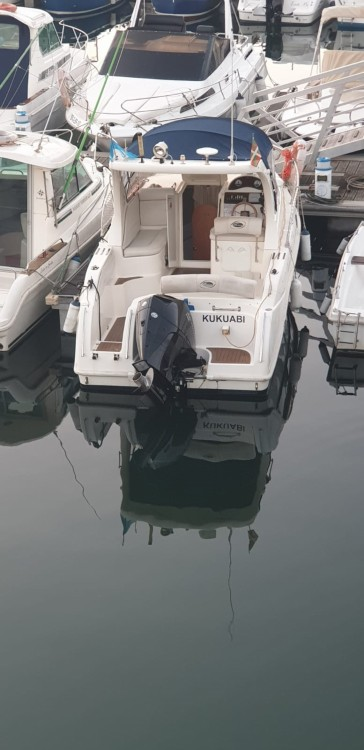 Hire Motor boat with or without skipper Italmar