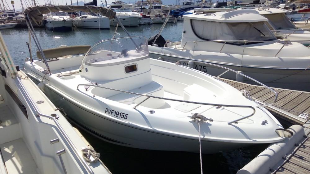 Rental Motorboat in Saint-Cyprien - Cn-Cap-Ferret Open 652