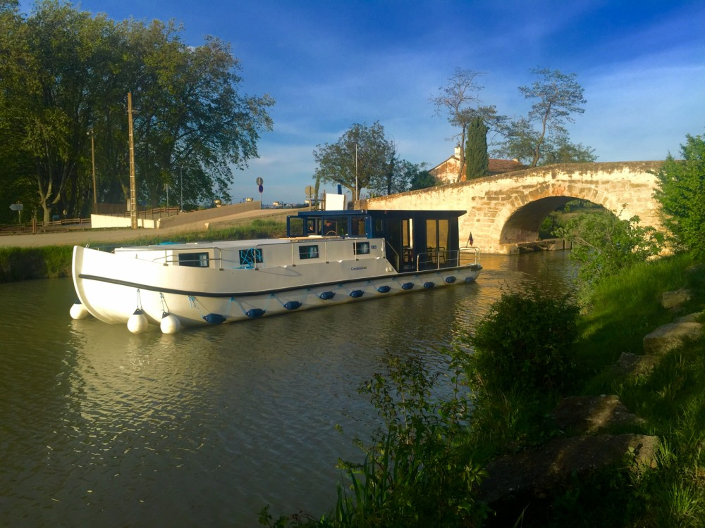 Rental Canal boat in Languimberg - Les Canalous LaPéniche F