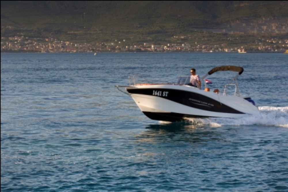 Hire Motorboat with or without skipper Barracuda Split