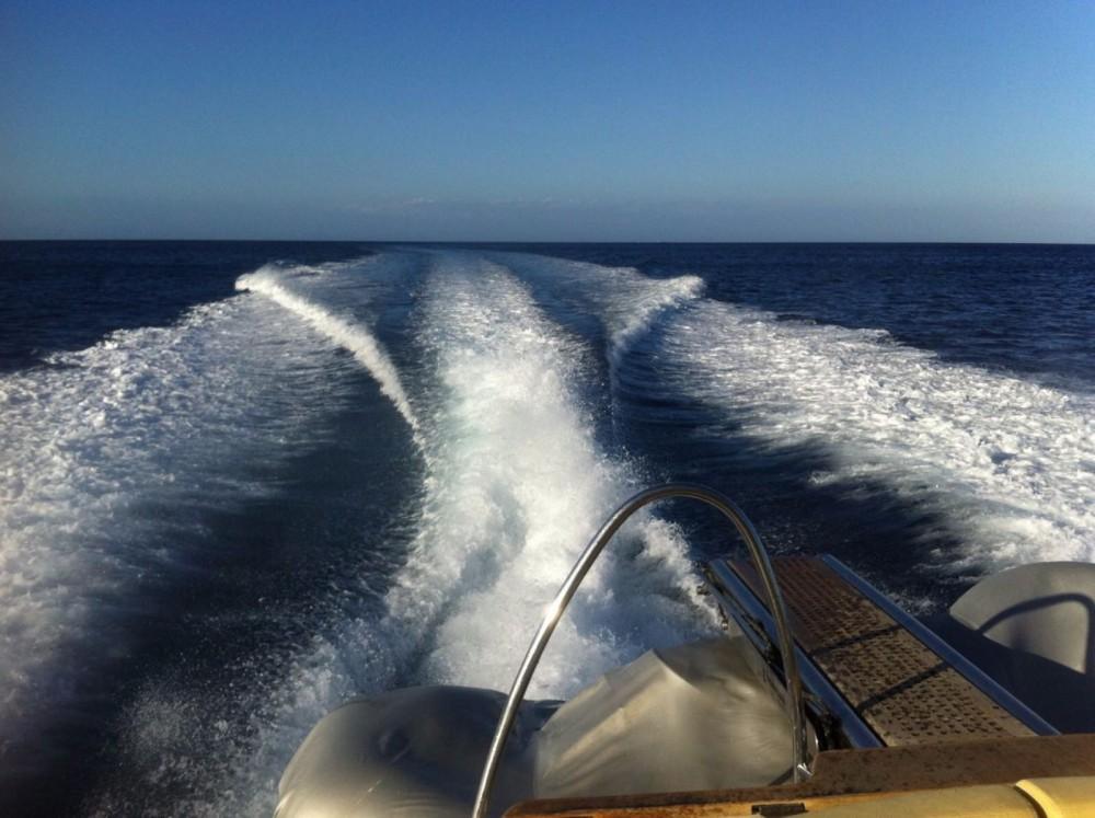Rental Motorboat in Aegean - Cranchi Meditteranee 43 HT