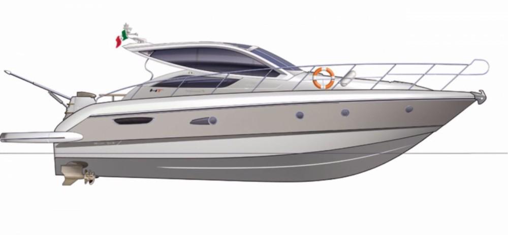 Rental yacht Aegean - Cranchi Meditteranee 43 HT on SamBoat
