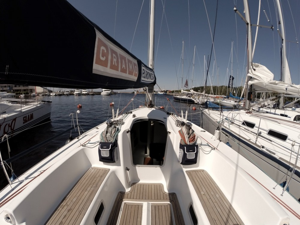 Hire Sailboat with or without skipper Archambault Tallinn