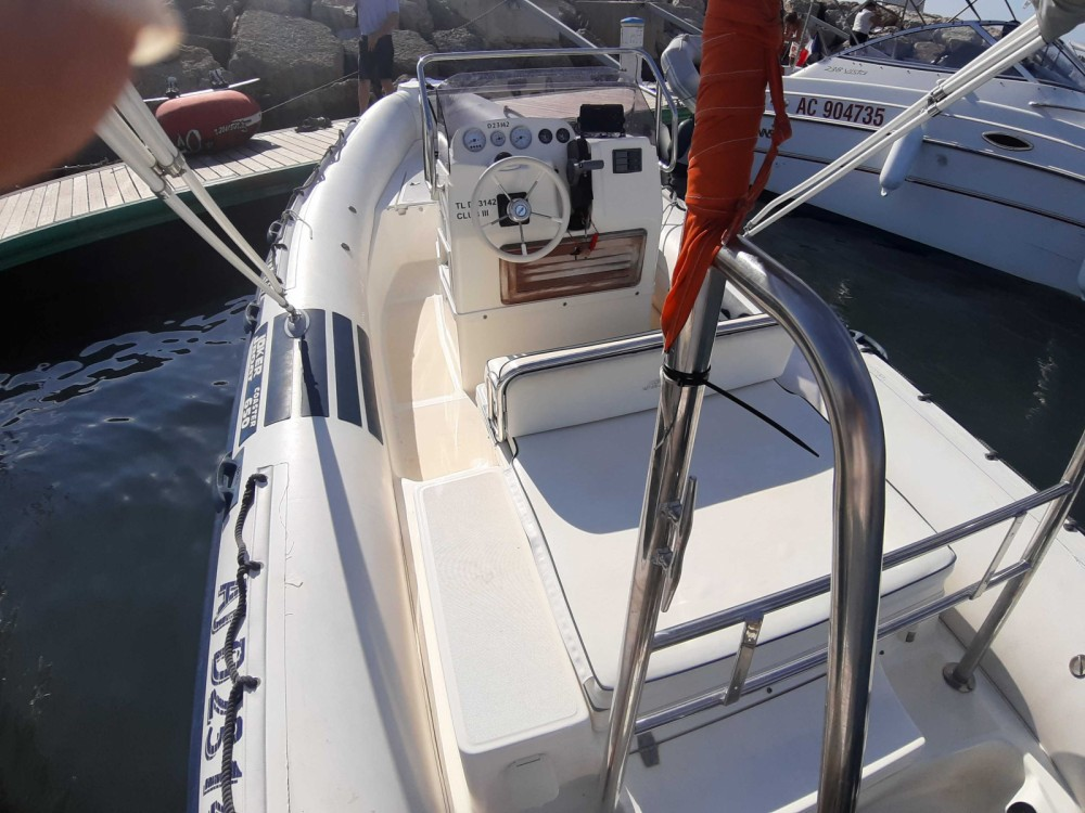 Joker Boat Coaster 650 between personal and professional Hyères