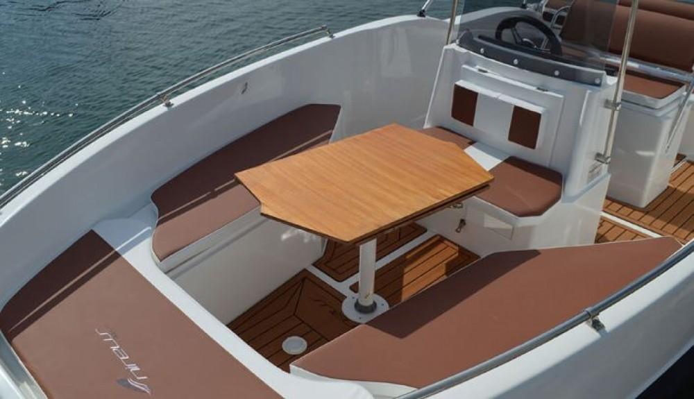 Rental yacht  - nireus 530 on SamBoat