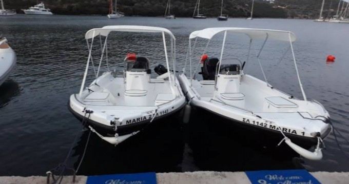 Hire Motorboat with or without skipper Nireus Lefkada (Island)