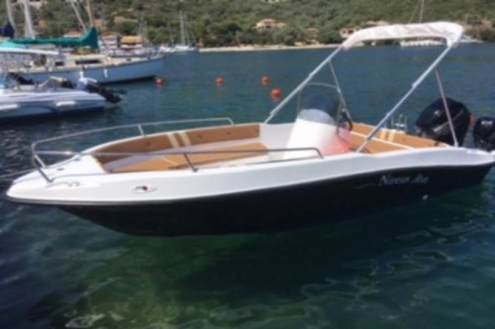 Rental Motorboat in Sivota - nireus 495