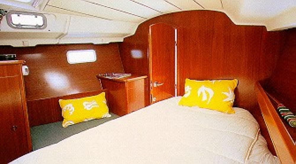 Rental yacht Pointe-à-Pitre - Bénéteau oceanis 411 on SamBoat
