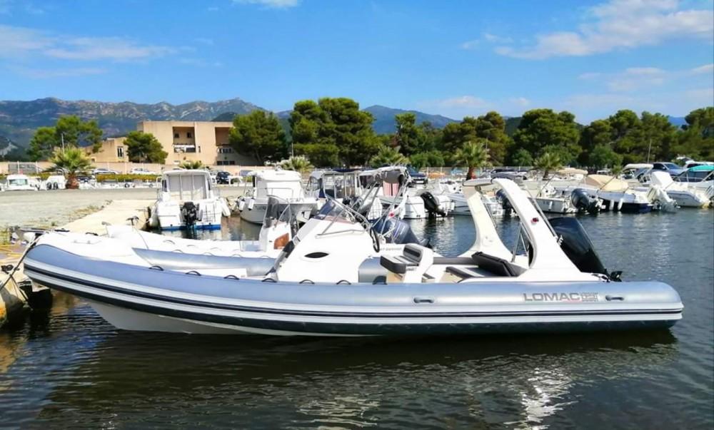 Boat rental Lomac 790 in in Saint-Florent on Samboat
