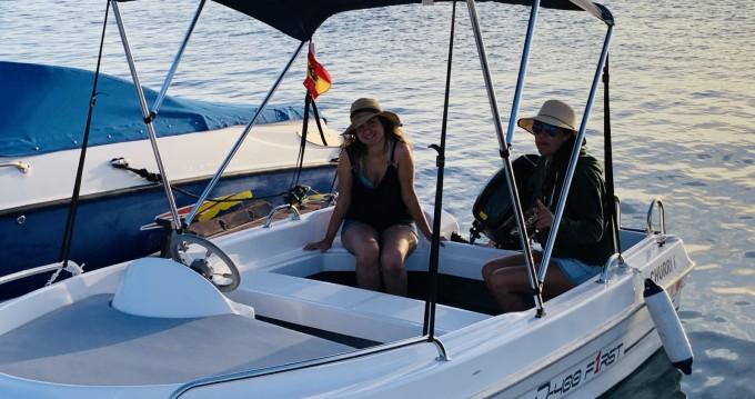 Rental yacht Costa Adeje - Dipol D-400 F1RST on SamBoat