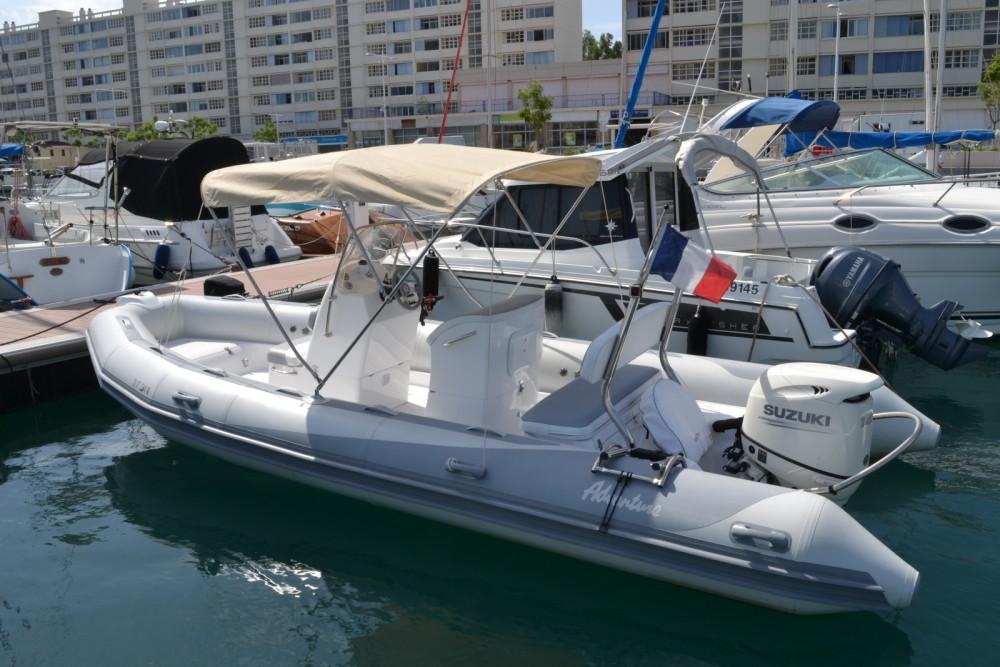 Rent a Adventure VESTA 650 Toulon