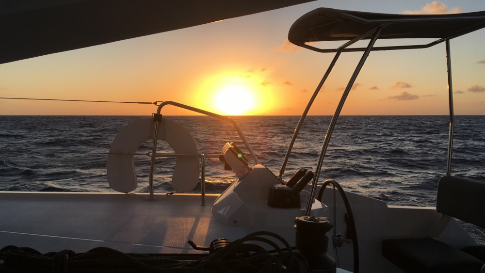 Boat rental Martinique cheap Nautitech 46