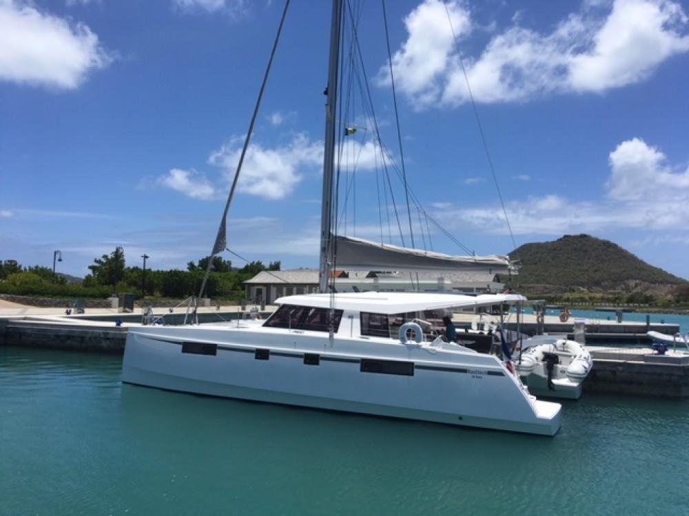 Rental yacht Martinique - Nautitech Nautitech 46 on SamBoat