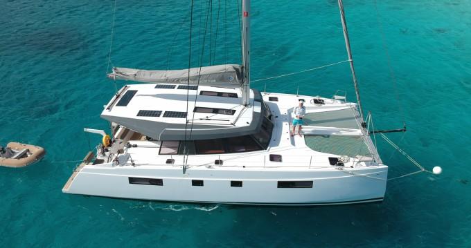 Rental Catamaran in Pointe-à-Pitre - Nautitech Nautitech 46