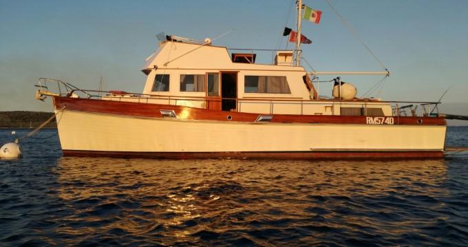 Rental Motorboat in Lido - Grand Banks Grand Banks 43
