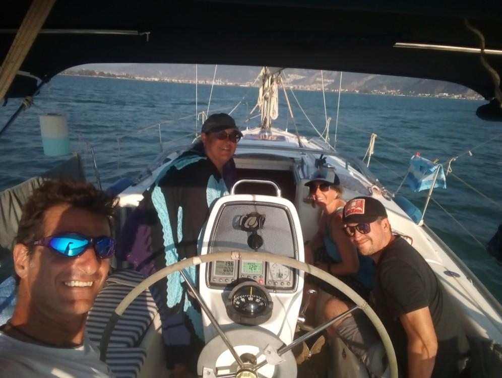 Boat rental Bavaria Bavaria 30 Cruiser in Fethiye on Samboat