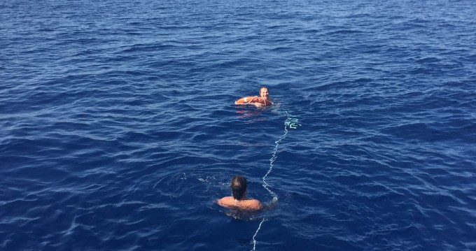 Rental yacht Castelldefels - Bénéteau Oceanis 400 on SamBoat