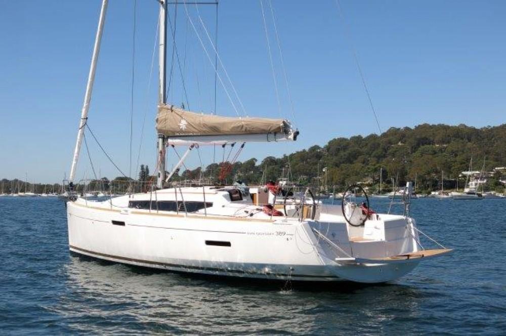 Rental yacht Marbella - Jeanneau SUN ODYSEEY 389 on SamBoat