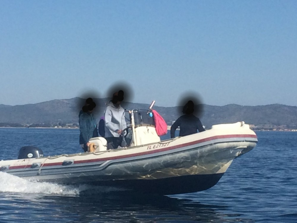 Rental RIB in Hyères - Joker Boat Coaster