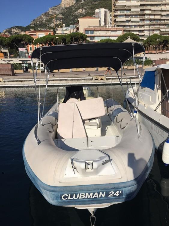 Rent a Joker Boat Clubman 24 Monaco