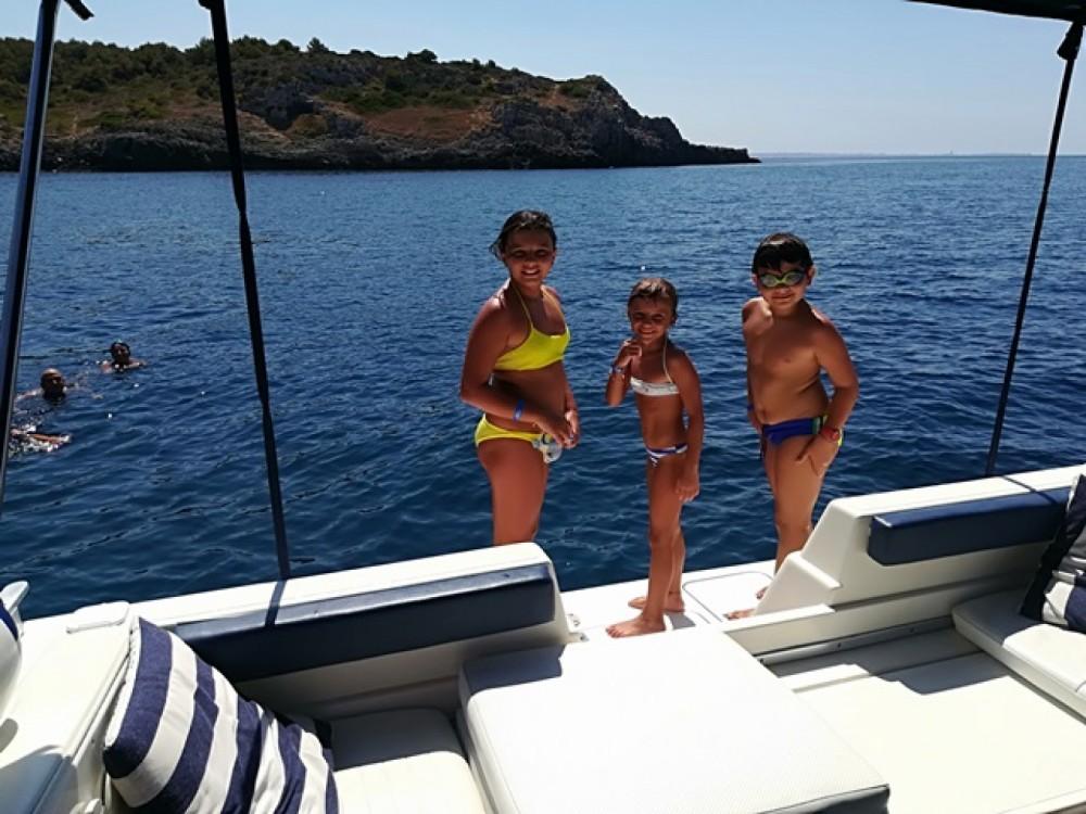 Rental Yacht in Porto Cesareo - Fiart Genius