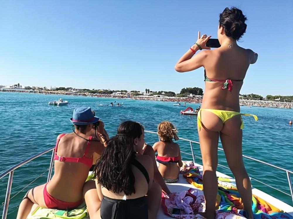 Boat rental Porto Cesareo cheap Genius