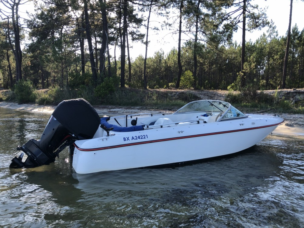 Boat rental Sunbird Sunbird 170 BR in Samois-sur-Seine on Samboat