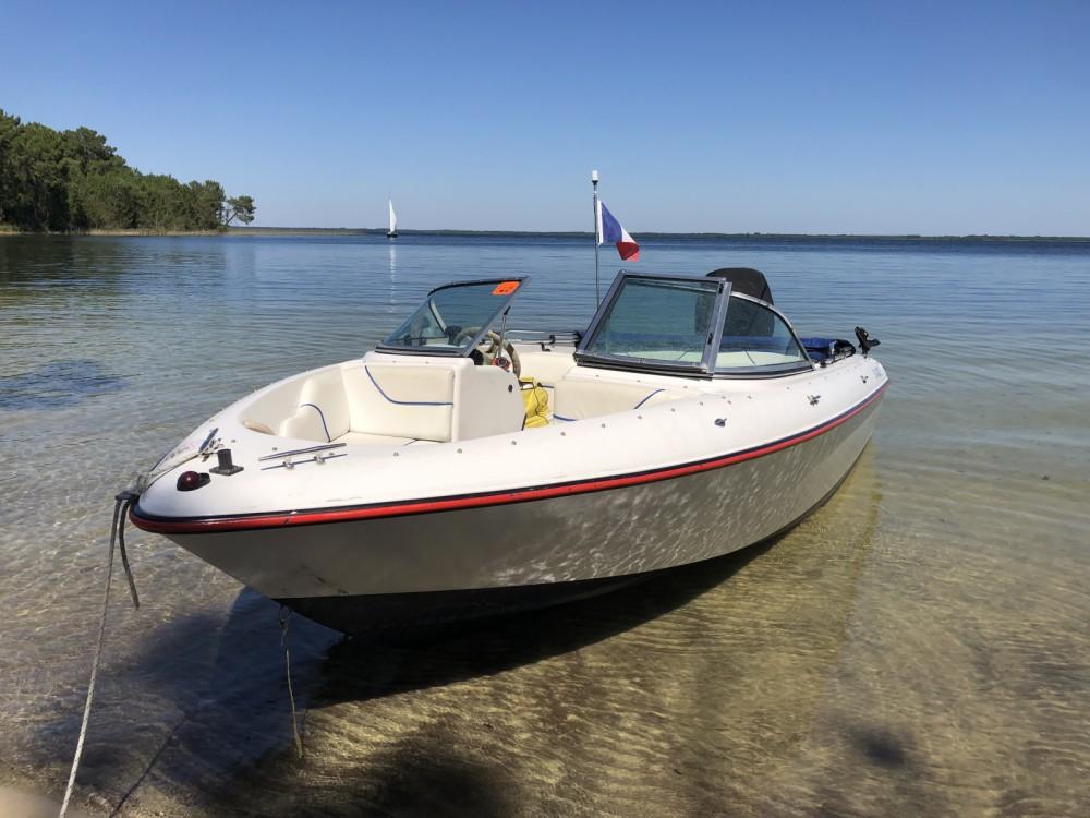 Rental Motorboat in Samois-sur-Seine - Sunbird Sunbird 170 BR
