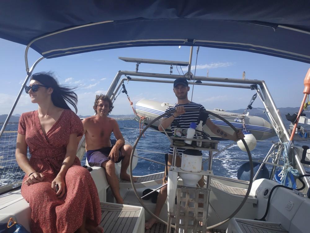 Rental yacht Hyères - Kirie Feeling 486 on SamBoat