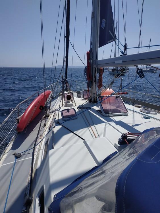 Rental Sailboat in Hyères - Kirie Feeling 486