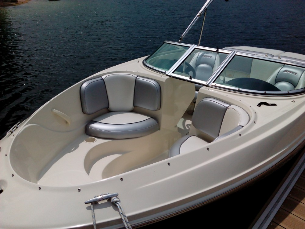 Rental yacht Rio Caldo - Sea Ray Sea Ray 185 Sport on SamBoat