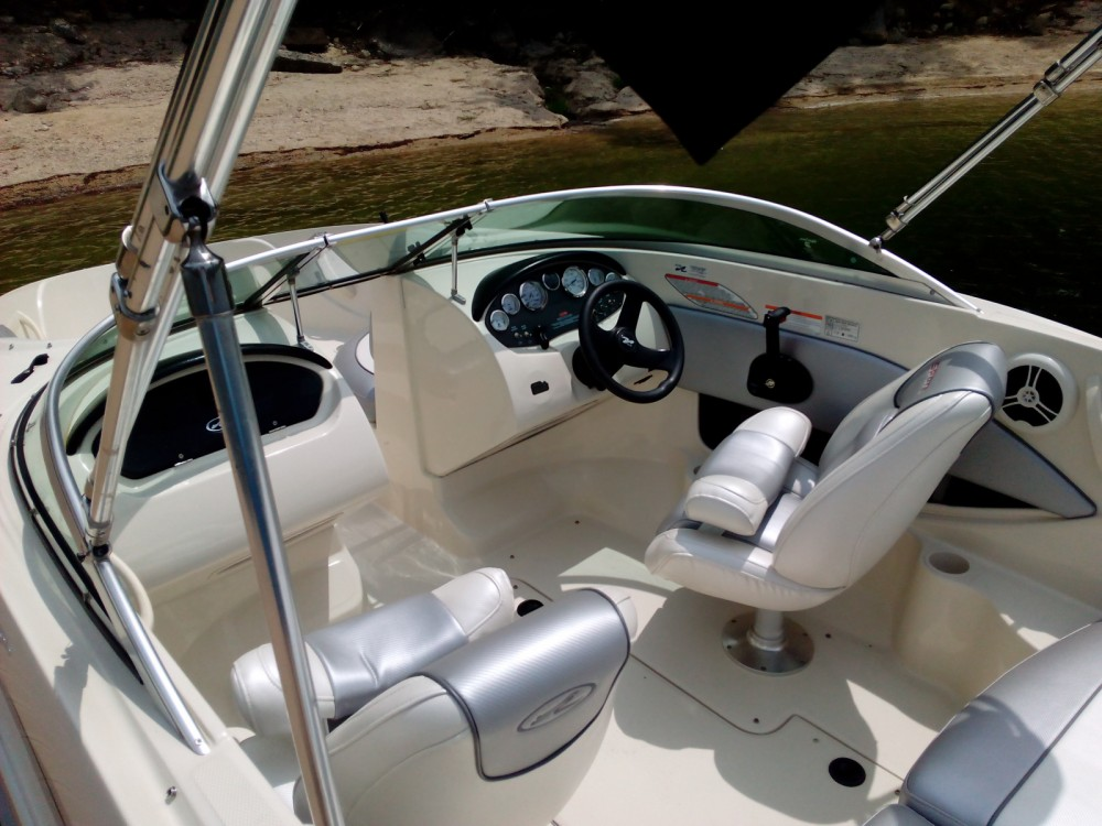 Rental Motorboat in Rio Caldo - Sea Ray Sea Ray 185 Sport