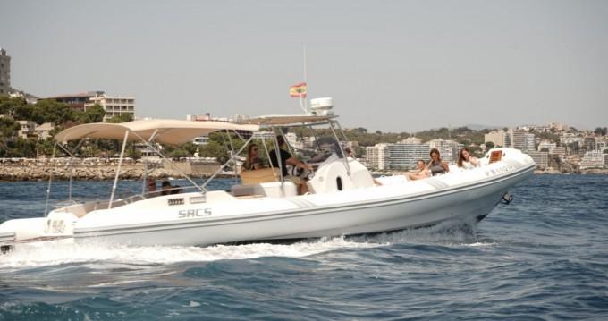 Boat rental Palma de Mallorca cheap Stratos