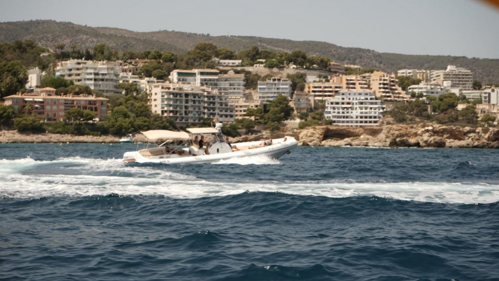 Boat rental Sacs Stratos in Palma on Samboat